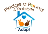 Pledge a Pound for Rabbits